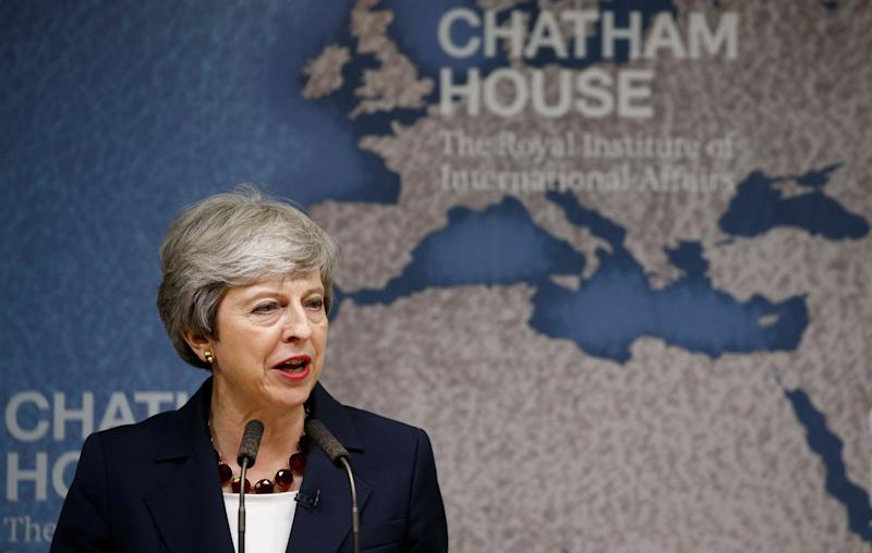Theresa May Expresses Regret Over Use Of Language After Warning 'Words Have Consequences'