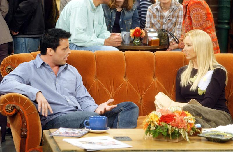 Hey, Want to Own the Friends Couch?