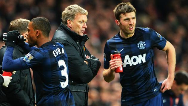 <p>Carrick admits Moyes 'just didn't work' at Manchester United</p>