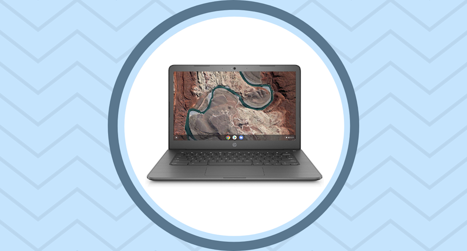 Take advantage of huge savings on the HP Chromebook 14.0