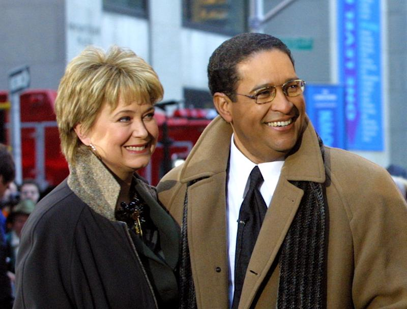 Pauley, Gumbel to reunite on NBC's 'Today'