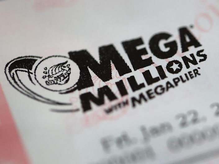 <p>A ticket holder won the $1.05 bn Mega Millions jackpot on Friday</p> (Getty Images)