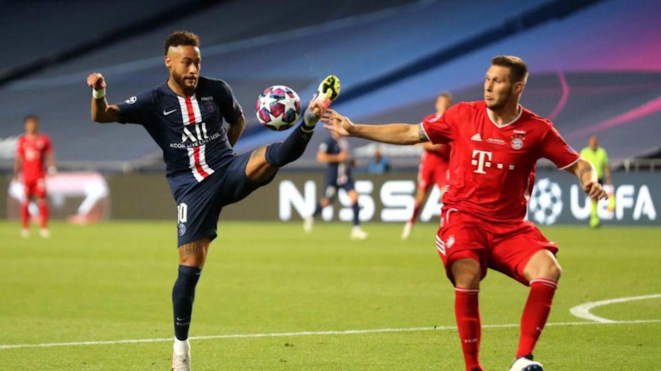 Neymar conseguirá sua revanche contra o Bayern? | Pool/Getty Images