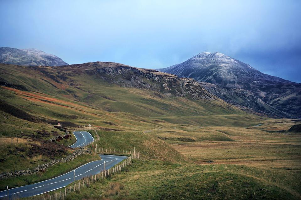A view of Cairngorms National Park (PA Archive)