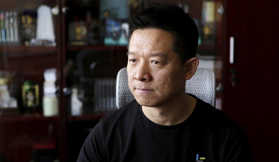 Jia Yueting founded Faraday Future in 2014 by Jia with ambitions of challenging Elon Musk's Tesla. Photo: Reuters