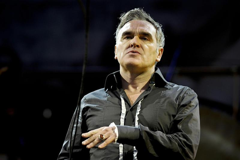 'Health concerns': Morrissey has cancelled a concert in Texas: PA
