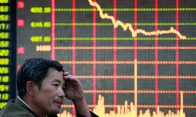 Global Recovery Fear As China Growth Cools