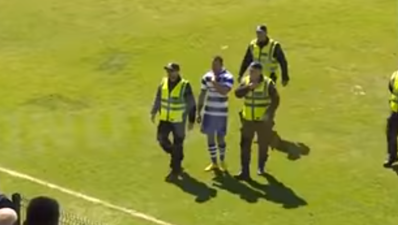 Amateur Footballer in Portugal Handed Four-Year Ban for Kneeing Referee in the Face