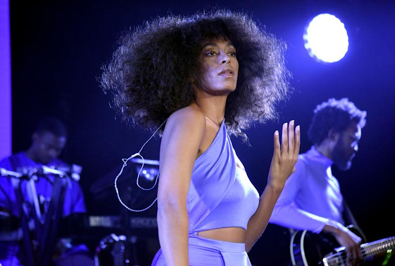 Solange Discusses Intersectional Feminism in Bust Magazine