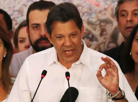 Former Brazil presidential candidate convicted of fraud in earlier race