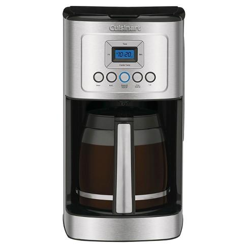 Cuisinart 14-Cup Programmable Coffeemaker - Stainless Steel - DCC-3200TGP1