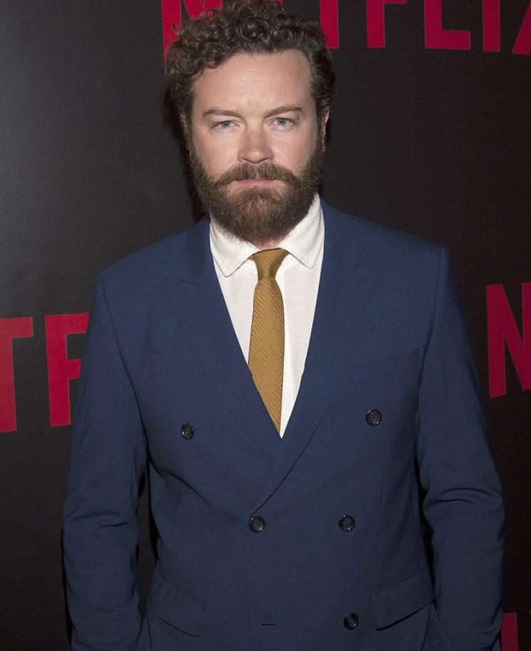 Danny Masterson attends the 'Netflix Red Carpet' event at the Four Seasons Hotel