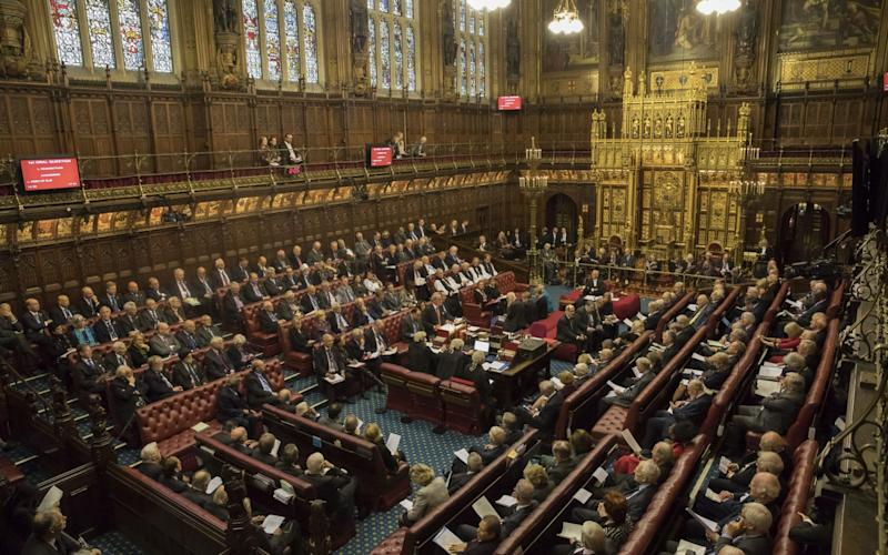 Members of the House of Lords have made amendments to the Financial Guidance and Claims Bill - PA
