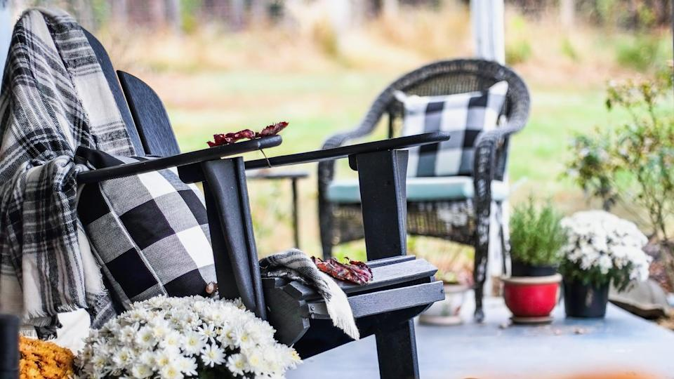 Make a crisp fall day even better with these outdoor items from Wayfair.