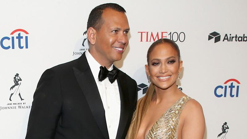 Alex Rodriguez Shares Behind-the-Scenes Clip of Rehearsals for Jennifer Lopez's MTV VMAs Performance