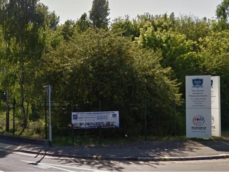 Khalsa Academy Wolverhampton is one of the schools that has been closed: Google Streetview