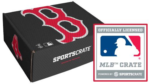 SportsCrate offers subscription boxes of MLB merchandise for 10 teams. (sportscrate.com)