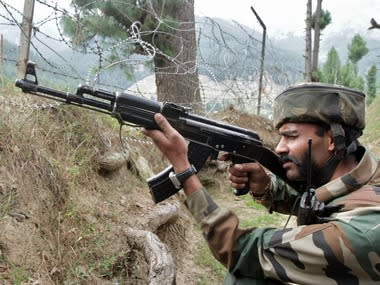 Encounter breaks out between security forces, militants in Jammu and Kashmir's Pulwama district; one jawan injured