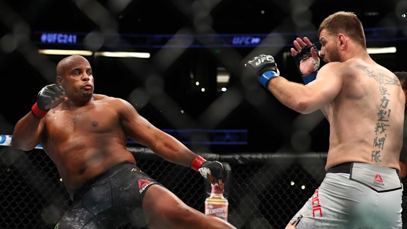 Stipe Miocic vs. Daniel Cormier 3 purse, salaries: How much money will they make at UFC 252?