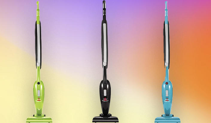 Pump up your cleaning routine with a lime or teal sucker. (Photo: Amazon)