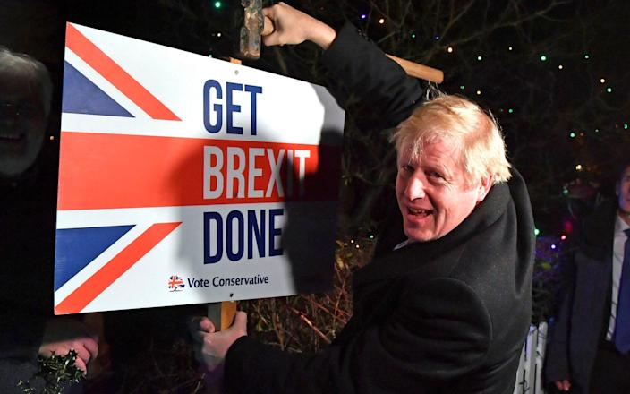 Brexit Day 2020: When is the UK due to leave the EU and how will it happen? - Ben Stansall/AFP