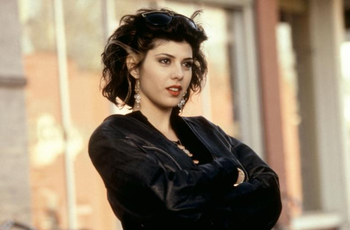 Marisa Tomei in her Oscar-winning role as Mona Lisa Vito in 'My Cousin Vinny' (Photo: 20th Century Fox/courtesy Everett Collection)