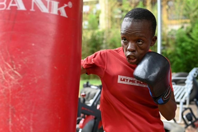 As a teenager, Christine Ongare tried soccer and gymnastics but it was her discovery of boxing that sent her life in a different direction