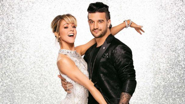 PHOTO: Lindsey Stirling and pro dancer Mark Ballas will dance together on the new season of 'Dancing With The Stars.' (Heidi Gutman/ABC)