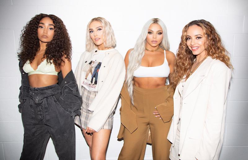 Little Mix are looking to create a band of their own. (BBC/Modest TV/Callum Mills)