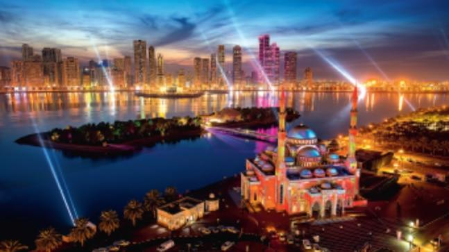 """Sharjah is known as the """"cultural capital"""" of the UAE as it plays host, not just to Emirati arts and culture, but from the world over."""
