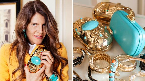 H&M's Next Collaborator Anna Dello Russo Shares Her Style Inspiration