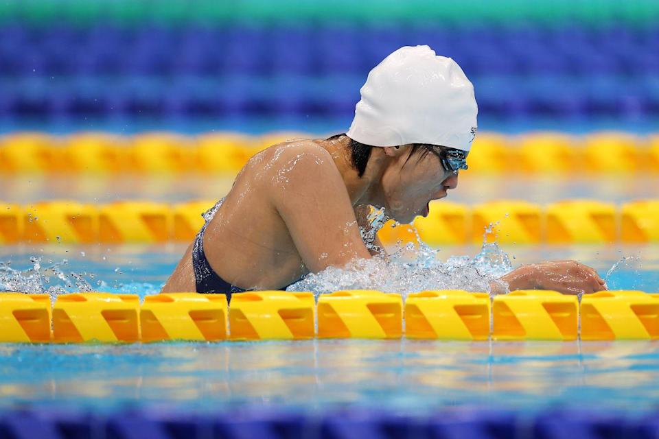 <p>The women's 50m S5 backstroke world record remained unbroken for 11 years until the People's Republic of China's Lu Dong swam an entire second underneath it at the Tokyo 2020 Paralympics.<br></p>
