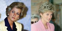 <p>After her separation from Prince Charles, Princess Diana went even shorter with her hair. The subtle change had a dramatic effect in her appearance, and was supes chic.</p>