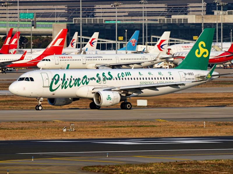 Spring Airlines denied boarding to a woman with depression (Getty Images)