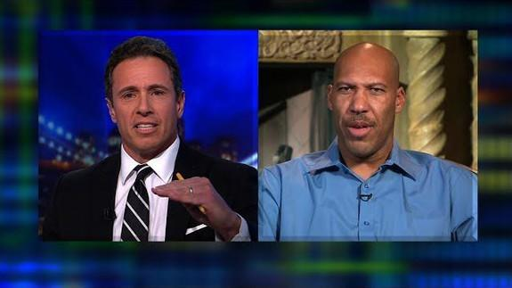 "<img alt=""""/><div> <p></p>    </div> <p>LaVar Ball's interview with Chris Cuomo on CNN Monday was a hell of a thing.</p> <p>The infamous basketball father appeared on CNN to talk about his ongoing feud with President Trump over the release of his son from China — and the discussion began with a contentious exchange and then escalated throughout the segment.</p> <div><p>SEE ALSO: <a rel=""nofollow"" href=""http://mashable.com/2017/11/08/cnn-time-warner-att-sell-to-merge/"">CNN fiasco reveals heated battle between AT&T and Trump</a></p></div> <p>First, the backstory: </p> <p>LaVar Ball is the father of Los Angeles Lakers point guard Lonzo Ball, whose two younger brothers are also famous for being good at basketball (and for being members of the Ball family). The elder Ball is like a lot of parents you meet at little league games who can't stop shouting about how good their kid is, except Ball's kids are actually good and instead of shouting from rusty bleachers, LaVar often shouts from ESPN as a commentator.</p> <p>And while Lonzo Ball is in the NBA, the Ball child that's currently dominating the news cycle is LiAngelo, Lonzo's younger (but not youngest) brother, who plays basketball at UCLA. Before the season began, LiAngelo and two other teammates <a rel=""nofollow"" href=""https://www.nytimes.com/2017/11/15/sports/ucla-liangelo-ball-suspended.html?action=click&contentCollection=Politics&module=RelatedCoverage&region=EndOfArticle&pgtype=article"">said they shoplifted</a> during a team trip to China. </p> <p>They were arrested on Nov. 8, accused of stealing designer sunglasses, and detained in their Hangzhou hotel for several days. They were finally released and traveled home to the U.S. after Trump spoke to China president Xi Jinping. They were also suspended from the team.</p> <p>On Friday, when LaVar was asked about Trump's involvement, he responded, ""<a rel=""nofollow"" href=""http://www.espn.com/mens-college-basketball/story/_/id/21452594/lavar-ball-downplays-us-president-donald-trump-role-liangelo-ball-release-china"">who</a>?""</p> <p>Trump did not like this, and of course he kept the conversation going on Twitter over the weekend.</p> <div><div><blockquote> <p>Now that the three basketball players are out of China and saved from years in jail, LaVar Ball, the father of LiAngelo, is unaccepting of what I did for his son and that shoplifting is no big deal. I should have left them in jail!</p> <p>— Donald J. Trump (@realDonaldTrump) <a rel=""nofollow"" href=""https://twitter.com/realDonaldTrump/status/932303108146892801?ref_src=twsrc%5Etfw"">November 19, 2017</a></p> </blockquote></div></div> <p>Finally on Monday, LaVar went on CNN to chat with Chris Cuomo about the ordeal. And let's just say the two have different reference points for a discussion about the Trump-China-LiAngelo affair.</p> <p>Here are some of the most ""fun"" quotes, below. </p> <h2>""It may seem like I'm ducking, but I don't duck nobody.""</h2> <p>This is only good because it's LaVar doing his own version of The Donald. </p> <h2>""I don't even tweet.""</h2> <p>One wonders why LaVar doesn't tweet. He generates a ton of ESPN headlines as it is, so you'd have to imagine that, with a Twitter account...</p> <p>""President Argues With Father of Lakers Point Guard on Twitter"" would be a very 2017 headline.</p> <h2>""It's not like he was in the U.S. and said, 'OK, there's three kids in China, I need to go over there and get them.'""</h2> <p>Here, the elder Ball wanted to make it clear that he does not view Trump as the white knight of the situation.</p> <h2>""Let him do his political affairs and let me handle my son and let's just stay in our lane.""</h2> <p>While the sentiment sounds fine to me, Trump was far outside his lane the moment he entered the Republican presidential primary as a former reality TV star that no-one initially expected to win.</p> <h2>""Tell Donald Trump to have a great Thanksgiving""</h2> <p>I'm not entirely sure Cuomo will be able to deliver that message in person, but maybe he knows someone over at Fox who can say it on air so the president will see it. </p> <div> <h2><a rel=""nofollow"" href=""http://mashable.com/2017/11/20/kfc-internet-escape-pod/"">WATCH: KFC made a $10,000 pod to help you escape the holiday internet chaos</a></h2> <div> <p><img alt=""Https%3a%2f%2fvdist.aws.mashable.com%2fcms%2f2017%2f11%2f2781ed76 a070 74f2%2fthumb%2f00001""></p>   </div> </div>"