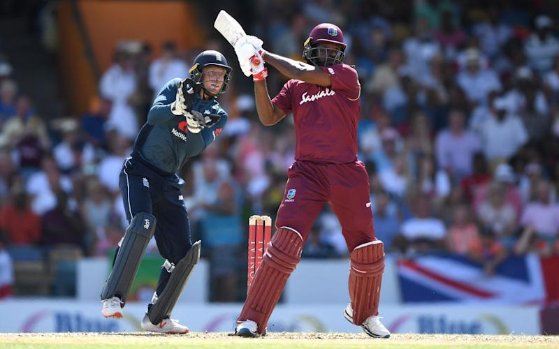 Chris Gayle will feature for West Indies for the final time in 50-over cricket during this year's tournament - Getty Images South America
