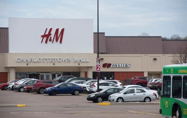The Charlottetown Mall will likely get a new name under its new owners. (Brian McInnis - image credit)