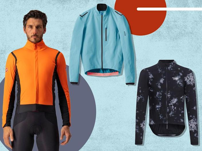 Though not fully waterproof, our top picks allow your body vapour to escape –perfect for sweatier rides  (iStock/The Independent)
