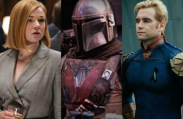 'Succession,' 'Mandalorian,' 'The Boys' and 15 More Shows to Binge-Watch Over the Holidays (Photos)