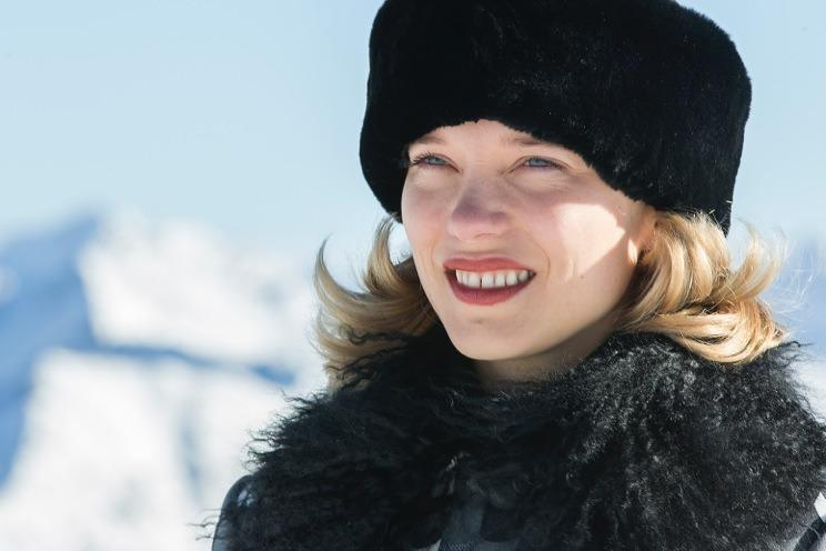 <p>In the new film, the French actress plays a psychologist who works at a medical clinic in the Austrian Alps. She sure has the ski bunny look down pat. <i>Photo: Getty Images</i></p>