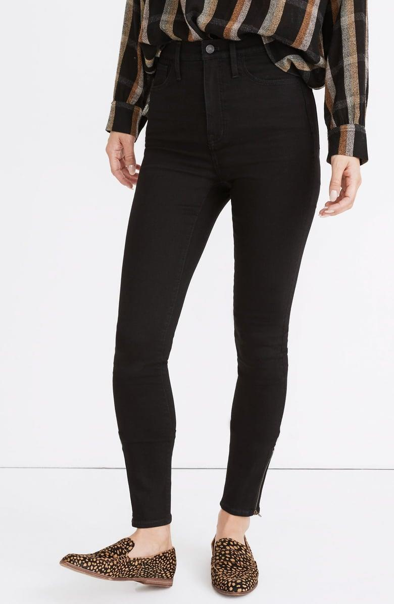 <p><span>Madewell Roadtripper Ankle Zip Skinny Jeans</span> ($64, originally $80)</p>