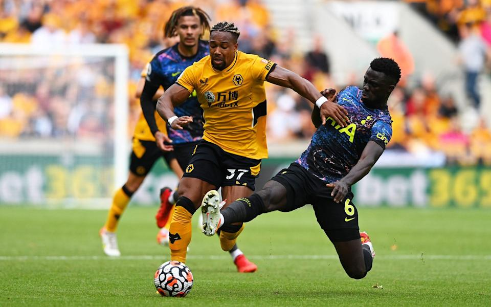 Wolves' hardline Adama Traore stance justified as human cannonball wreak havoc on defences - GETTY IMAGES