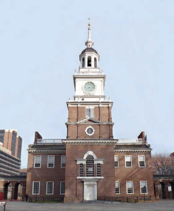"""<div class=""""inline-image__caption""""><p><em>Independence Hall, where America's first spy organizations were created. The Founding Fathers devoted much time and energy to clandestine operations.</em></p></div> <div class=""""inline-image__credit"""">Henry R. Schlesinger</div>"""