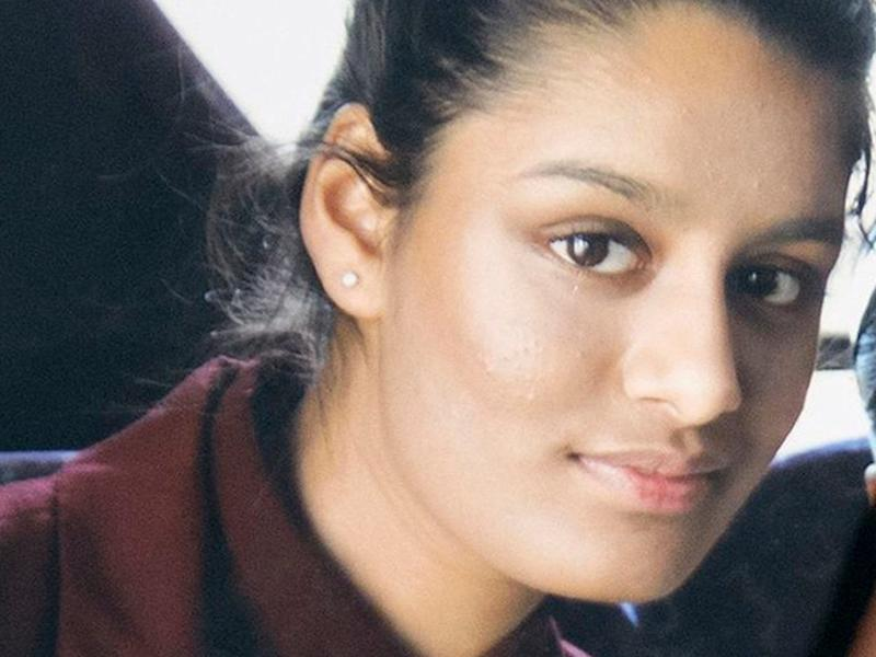 An undated file photo of Shamima Begum, whose baby son was confirmed dead on Friday: PA