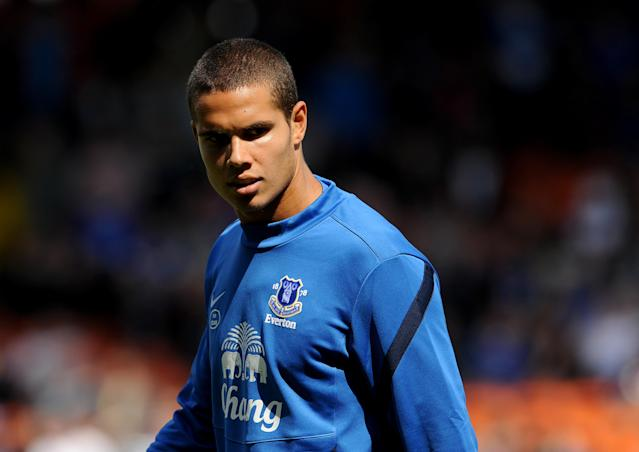 Rodwell burst onto the Premier League scene with Everton - amid big expectations (Photo by Joe Giddens - PA Images via Getty Images)