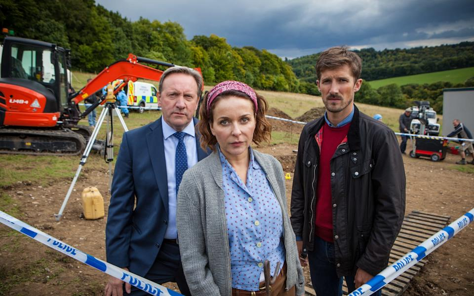 Never off air: Midsomer Murders - ITV