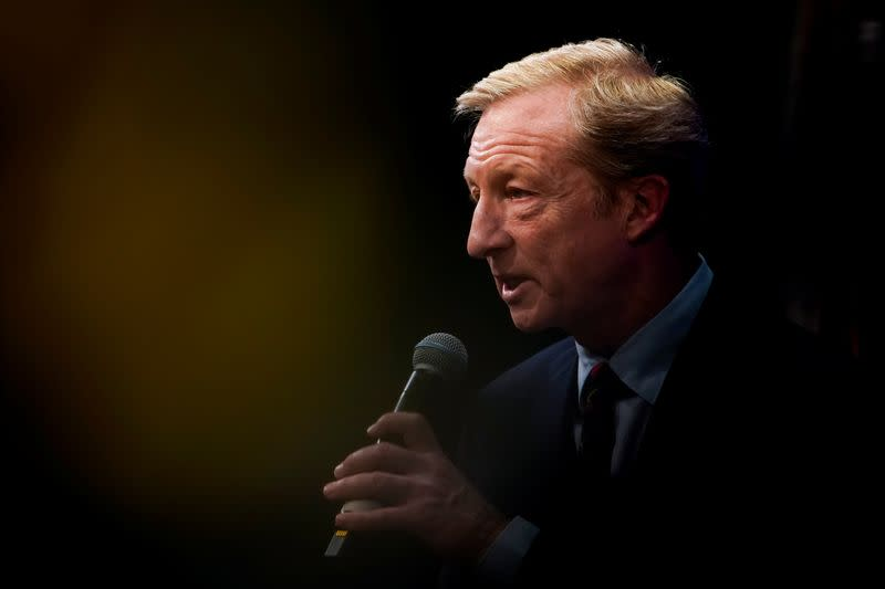 Businessman Steyer pumps $64.7 million of own funds into U.S. presidential bid in January