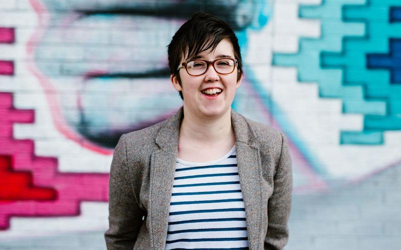Lyra McKee was killed whilst observing a riot in Derry - REX