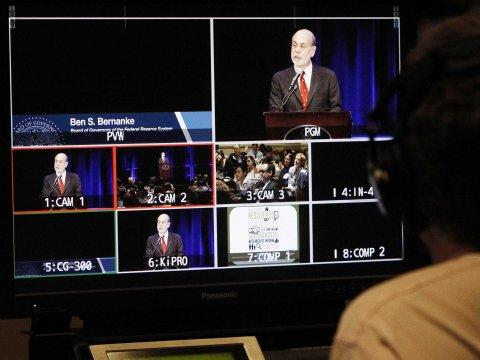 ben bernanke screens