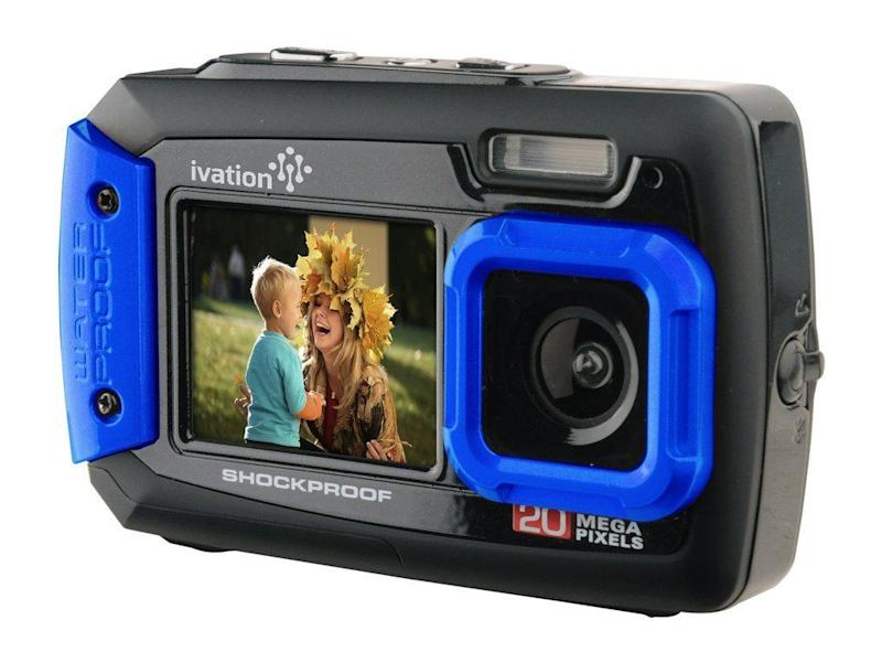 Don't be afraid to get this camera wet. (Photo: Walmart)
